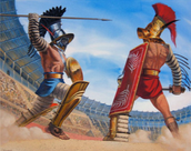 Why where there gladiator fights?