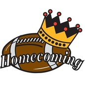 Homecoming is right around the corner!