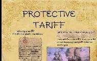The Protective Tariff