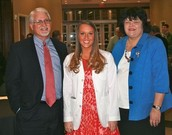 Grossheim Earns White Coat
