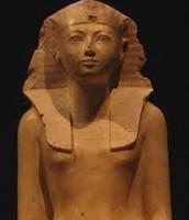 Hatshepsut Announced Dead