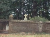 Henry Laurens buried on the banks of the Cooper River