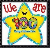 100th Day Fun on January 27!