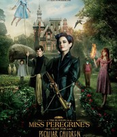 Movie Review over Miss Peregrine's Home for Peculiar Children