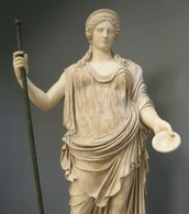 Hera with Scepter