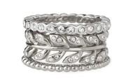 Laurel Rings (size 5)