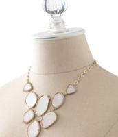 Fiona Bib Necklace, original $118; sale $45