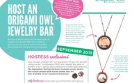 September Hostess Exclusive