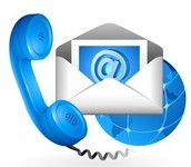 Shoot us an e-mail or call us!