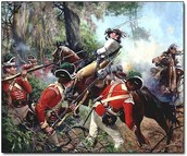 new england fighting the french