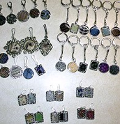 Keychains and Zipper Pulls