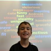 Adjectives describing Andreas