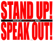 Stand Up, Speak Out!