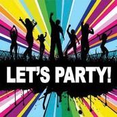 Top in Parties Held