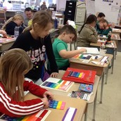 Fun with Fraction Tiles!