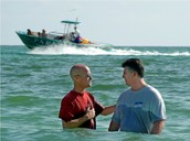 Baptism at the Beach