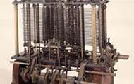 the calculation machine