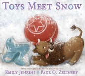 "Book of the Month - ""Toys Meet Snow"""