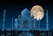 why the Taj Mahal was built