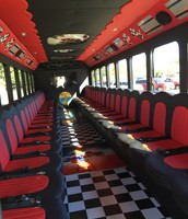 The BIg Kahuna Party Bus