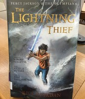 The Lightening Thief Graphic Novel