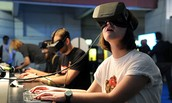 Entertainment isn't VR's only use
