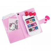 Girls hellokitty and credit card cellphone toy