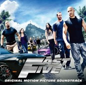 Movie 5:Fast Five