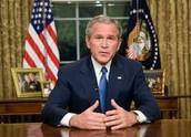 President Bush Talks About 9/11.