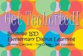 Elementary Digital Learning Team News