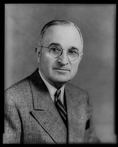 Who was Harry Truman