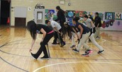 The Class Stretching