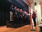 Longfellow Academy Winter Program Delights Audiences