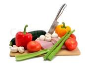 Preparing your ingredients
