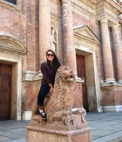 In Reggio Emilia (May 2013)