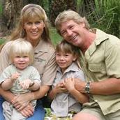 steve irwin family