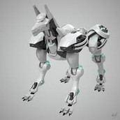 WHO WANTS A ROBOT DOG?