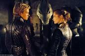Eragon and Arya