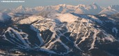 Montana mountains for skiers