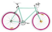 The Colorful Bikes