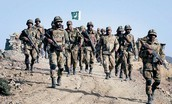 The Pakistan army