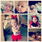 My second to oldest sister's kids