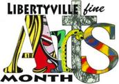 Libertyville Fine Arts Month