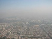 Mexico City's Air Pollution