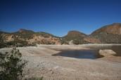 Canyon Lake Drought.