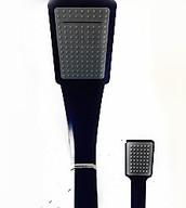 Galaxy Black Shower Head Set