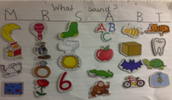 Letter Review: M, R, S, A, B, T