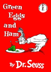 "Dr. Seuss ""Green Eggs and Ham"""