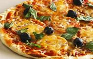 Lekkere dikke pizza's!