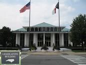 Legislative Building in North Carolina